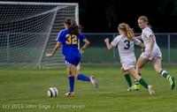 22816 Girls Soccer v Hazen 091615