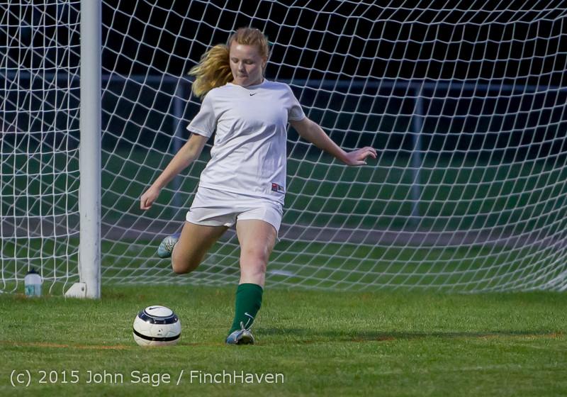 22841 Girls Soccer v Hazen 091615