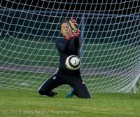 22865 Girls Soccer v Hazen 091615