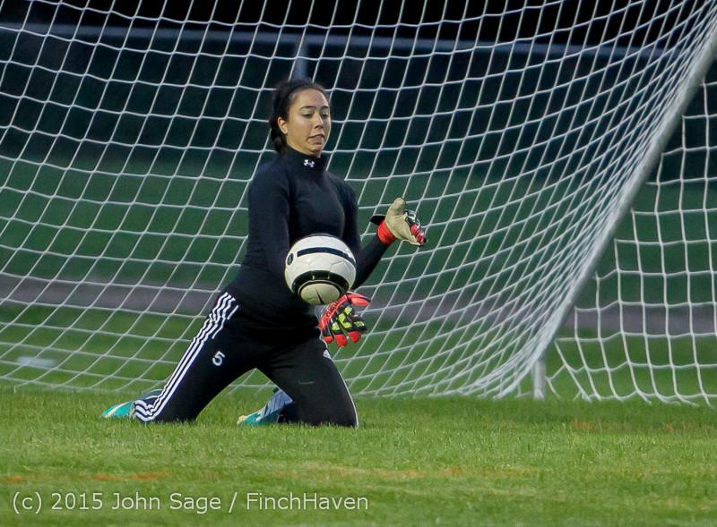 22867 Girls Soccer v Hazen 091615