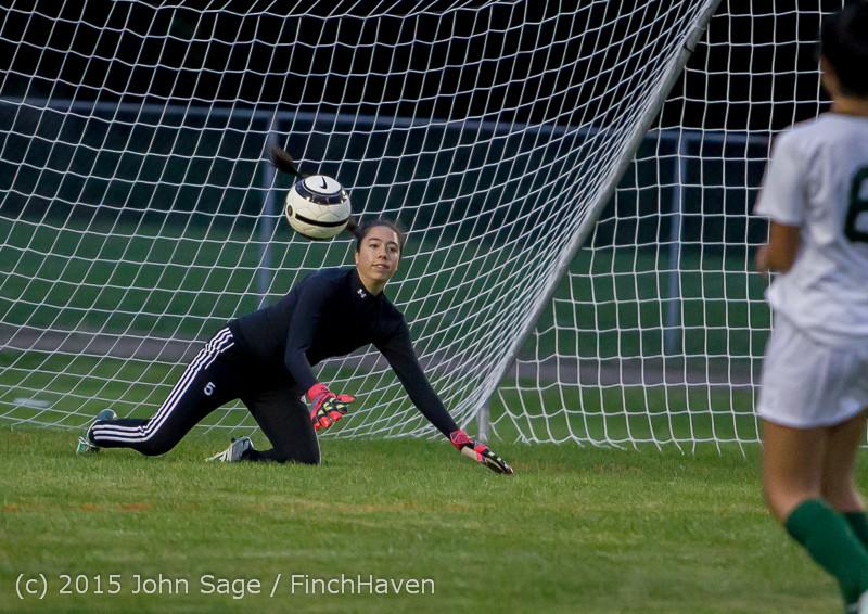 22869 Girls Soccer v Hazen 091615