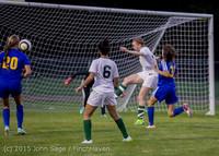 22877 Girls Soccer v Hazen 091615