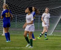 22883 Girls Soccer v Hazen 091615