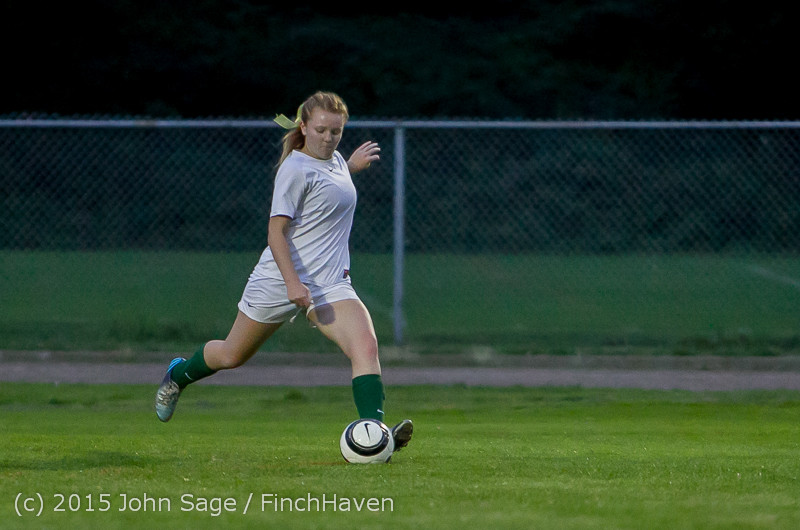 22903 Girls Soccer v Hazen 091615