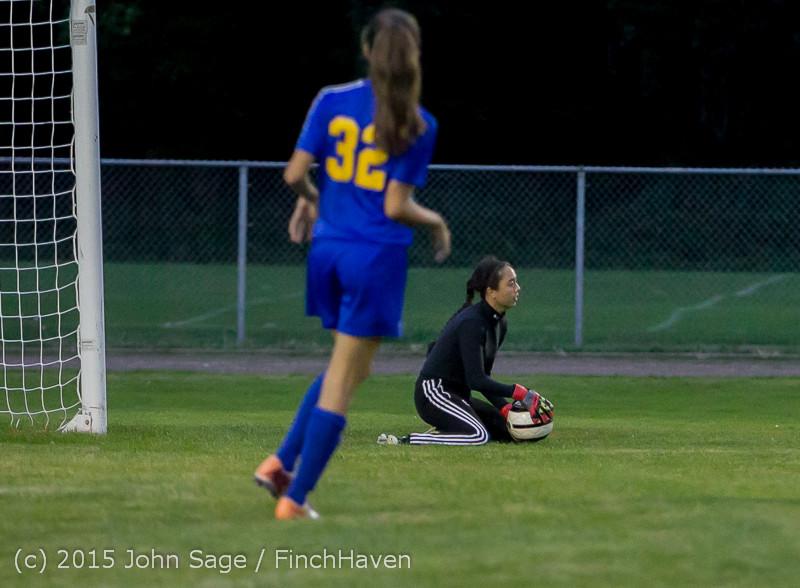 22914 Girls Soccer v Hazen 091615