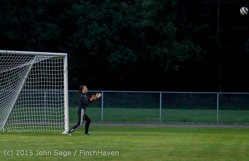 22929 Girls Soccer v Hazen 091615