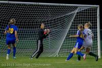 22958 Girls Soccer v Hazen 091615