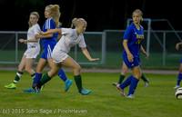 23005 Girls Soccer v Hazen 091615