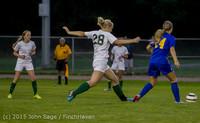 23014 Girls Soccer v Hazen 091615