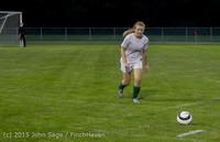 23036 Girls Soccer v Hazen 091615