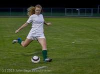 23042 Girls Soccer v Hazen 091615
