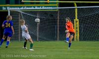 23095 Girls Soccer v Hazen 091615