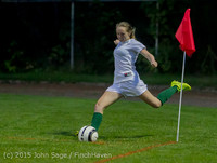 23126 Girls Soccer v Hazen 091615