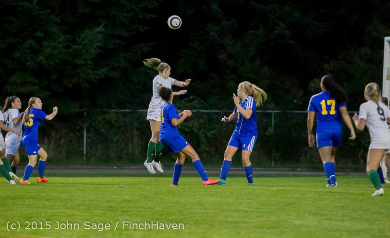 23132 Girls Soccer v Hazen 091615