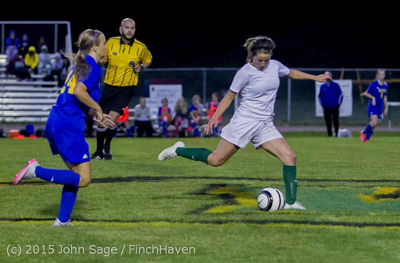 23289 Girls Soccer v Hazen 091615