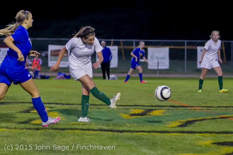 23291 Girls Soccer v Hazen 091615