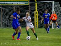 23308 Girls Soccer v Hazen 091615
