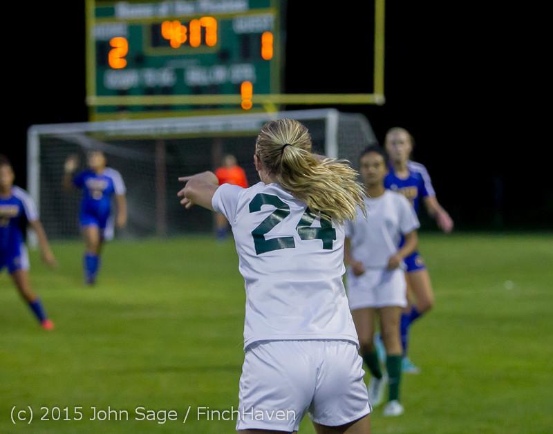 23319 Girls Soccer v Hazen 091615