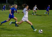 23349 Girls Soccer v Hazen 091615