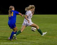 23365 Girls Soccer v Hazen 091615