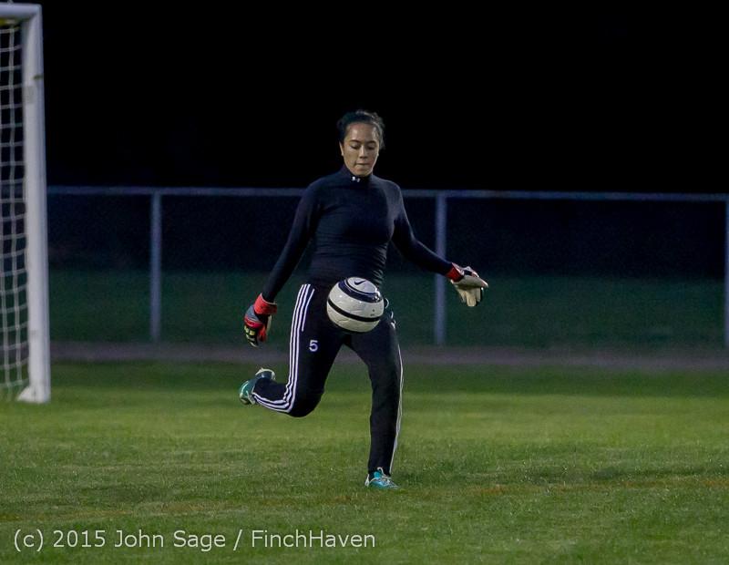 23427 Girls Soccer v Hazen 091615