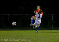 23439 Girls Soccer v Hazen 091615