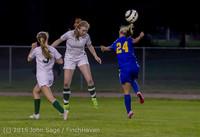 23470 Girls Soccer v Hazen 091615