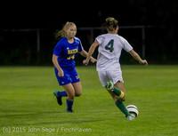 23537 Girls Soccer v Hazen 091615
