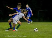 23548 Girls Soccer v Hazen 091615