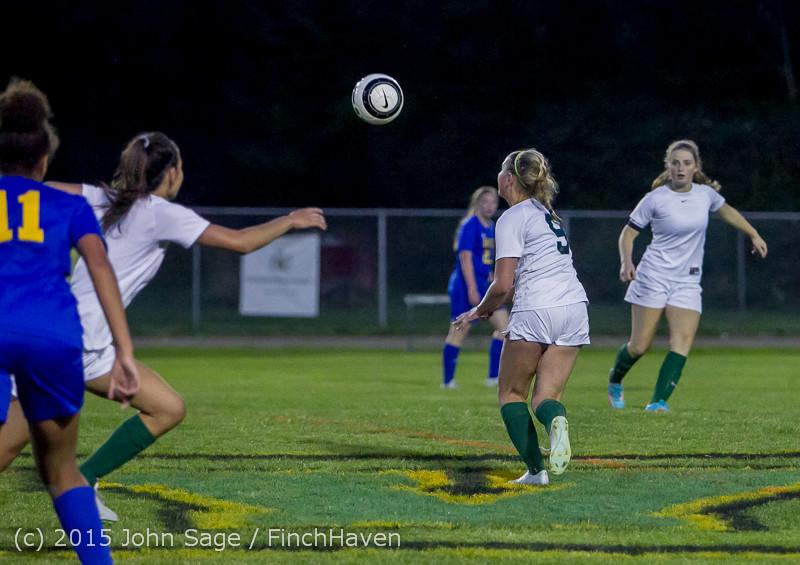23607 Girls Soccer v Hazen 091615