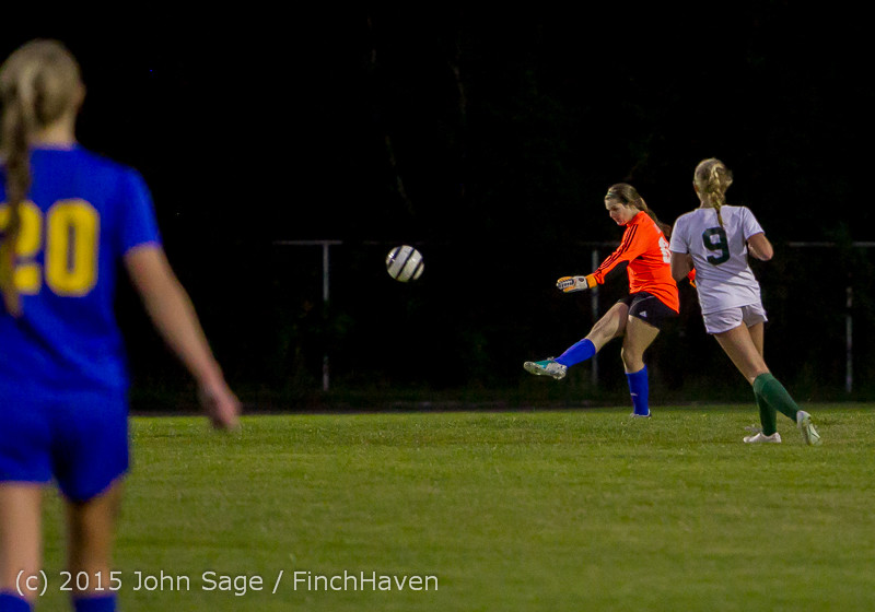 23631 Girls Soccer v Hazen 091615