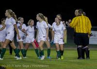 23742 Girls Soccer v Hazen 091615