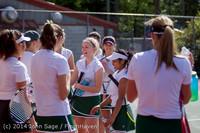 19949 Girls Tennis v CWA 042814