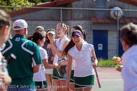 19954 Girls Tennis v CWA 042814