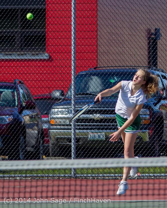 19965 Girls Tennis v CWA 042814