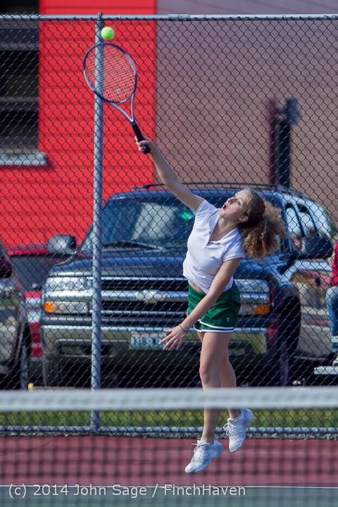19976 Girls Tennis v CWA 042814