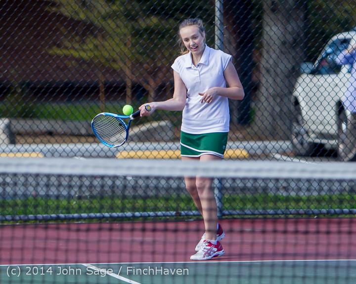19991 Girls Tennis v CWA 042814