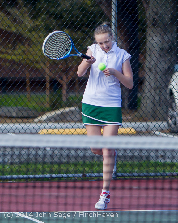 19992 Girls Tennis v CWA 042814