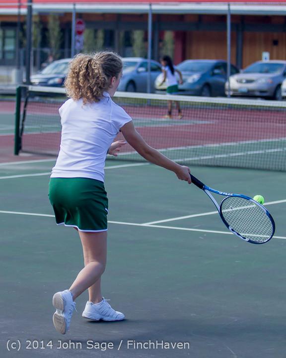 20008 Girls Tennis v CWA 042814