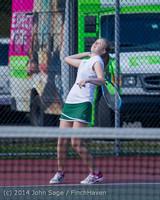 20011 Girls Tennis v CWA 042814