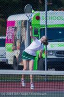 20013 Girls Tennis v CWA 042814