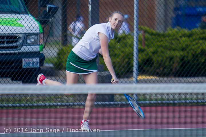 20050 Girls Tennis v CWA 042814