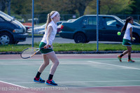 20058 Girls Tennis v CWA 042814