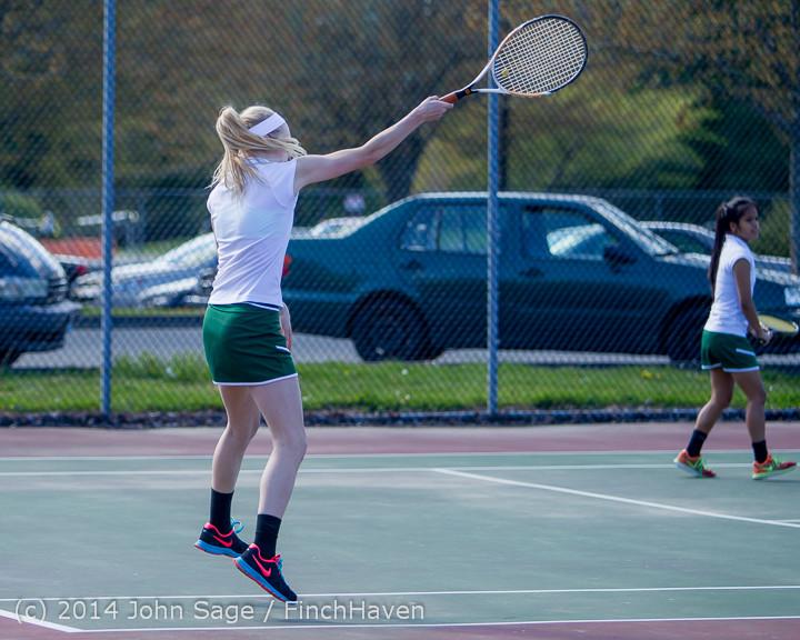 20060 Girls Tennis v CWA 042814