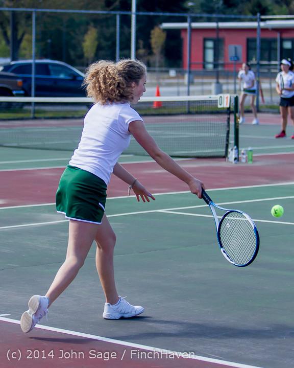20074 Girls Tennis v CWA 042814