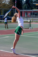 20089 Girls Tennis v CWA 042814