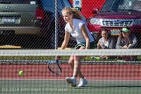 20133 Girls Tennis v CWA 042814