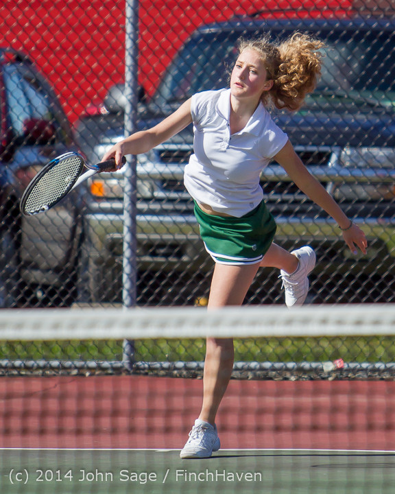 20170 Girls Tennis v CWA 042814
