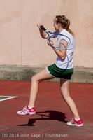 20193 Girls Tennis v CWA 042814