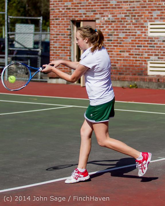 20194 Girls Tennis v CWA 042814